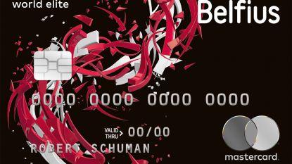 Enkel voor wie vermogen heeft van 2,5 miljoen: gratis kredietkaart met limiet van 100.000 euro