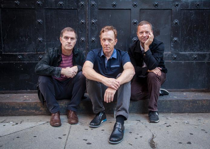 Buffalo Tom (vlnr): Tom Maginnis, Bill Janovitz en Chris Colbourn.
