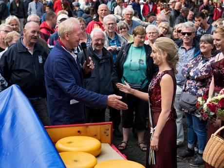 Woerdense kaasmarkt en VakantieWeek komen samen op Kerkplein