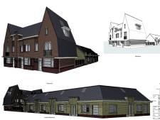 Kale hoek van Weverspark in Helmond opgevuld met woningen: zo gaan ze eruit zien