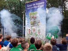 Voetbalplaatjesgekte barst los bij VV Kloetinge