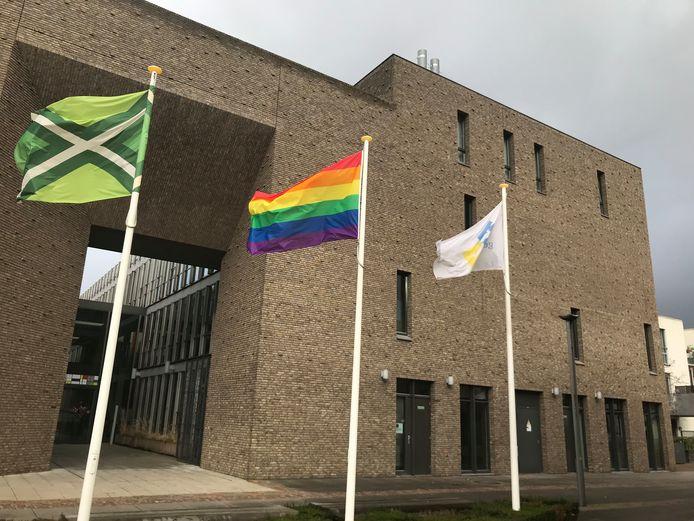 Het gemeentehuis in Winterswijk.