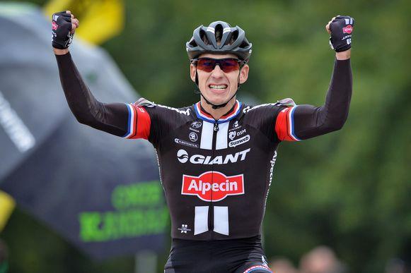 Lars van der Haar won in het verleden drie keer op de flanken van de Cauberg.