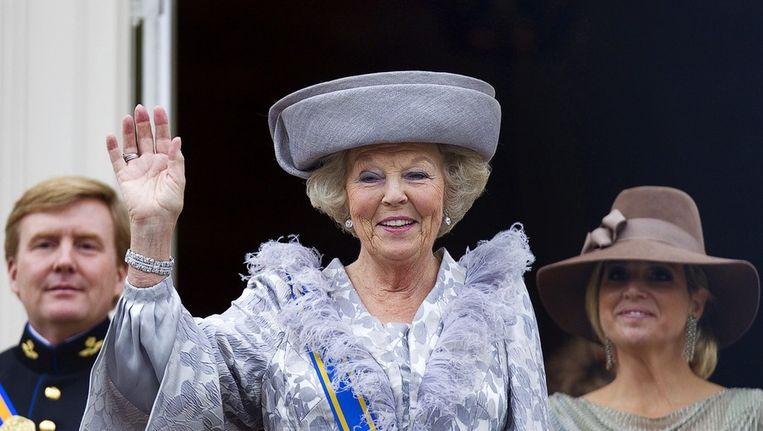 Koningin Beatrix. Beeld epa