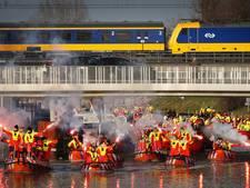 Breda Overstroomt: Reddingsbrigade oefent rond centrum Breda