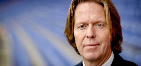Feyenoorddirecteur Jan de Jong zet deur wagenwijd open voor nieuw stadion