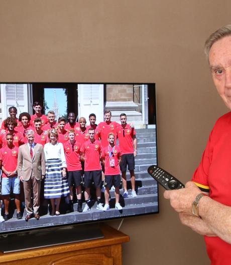80-jarige Belg grijpt naast gratis WK-tv omdat hij geen internet heeft
