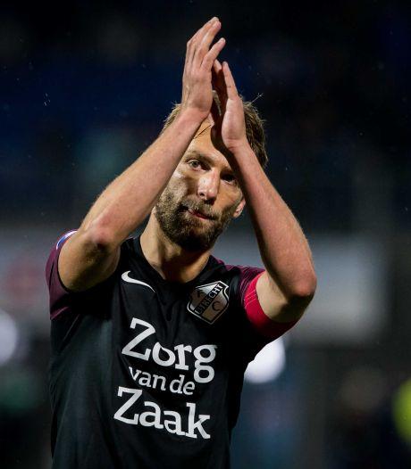 Willem Janssen maakt zich op voor eerste officiële minuten sinds 21 januari