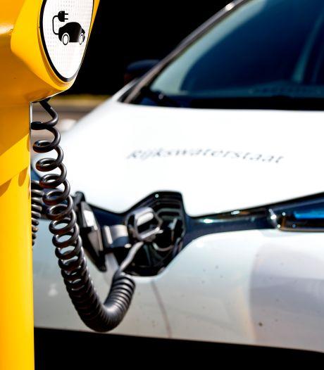 Subsidie op elektrische auto loopt als een trein