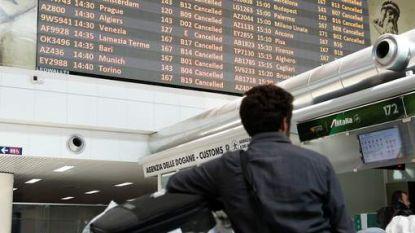 Vluchten afgeschaft in Zaventem en Charleroi door staking Italiaanse luchtverkeersleiders