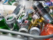Proef Krimpenerwaard mislukt: blik vanaf 1 juni niet meer in glasbak, maar in de plastic zak