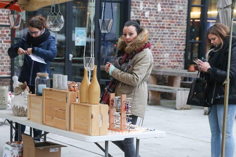 De eerste markt was een wintermarkt, maar vanaf februari heeft de markt elke maand een nieuw thema