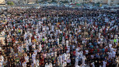 Miljoenen moslims vieren wereldwijd het Offerfeest