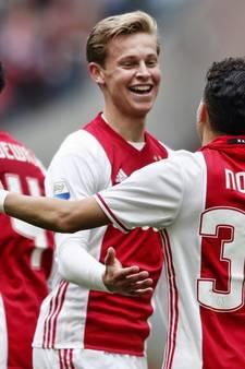 Frenkie de Jong: 'Volgend seizoen moet het gebeuren voor mij'