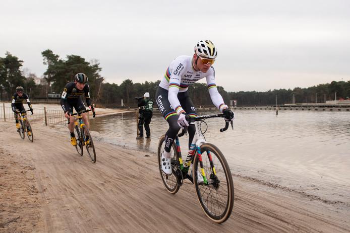 01-12-2019: Wielrennen: Zilvermeercross: Mol Mathieu van der Poel