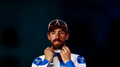 """Bergkoning De Gendt pakt bolletjestrui in Vuelta: """"Hier vecht ik al lang voor"""""""
