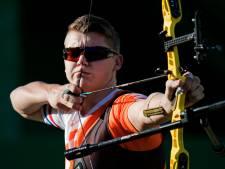 Van den Berg verliest kwartfinale wereldbeker Antalya