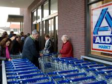 Aldi in Doesburg heropend