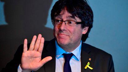 Doorbraak in Spanje: Puigdemont duidt opvolger aan