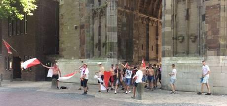 Feest FC Utrecht waaiert uit over de stad