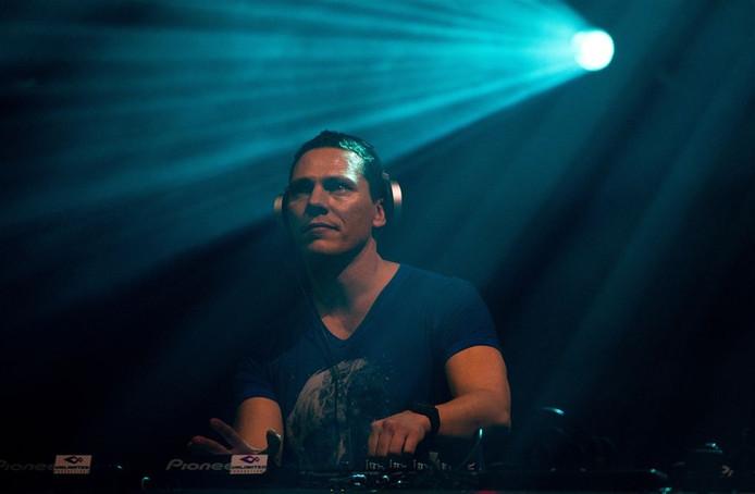 DJ Tiësto.