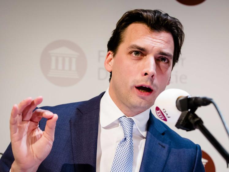 LIVE   Forum voor Democratie stijgt naar 13 zetels, minister boos op Baudet