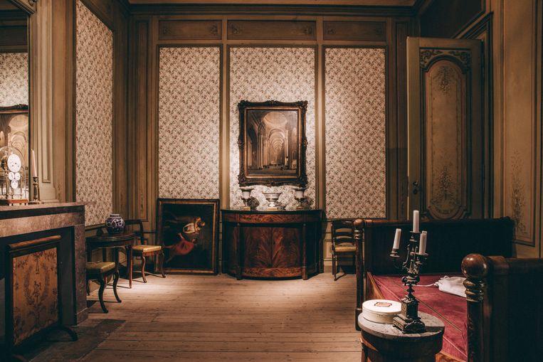 Een appartement voor één van de kinderen van de familie