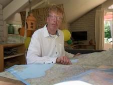 Pelgrimstocht van gehandicapte Casper (55) uit Nunspeet strandt in Franse daklozenopvang