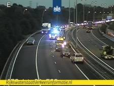A50 bij Ekkersweijer weer open na ongeluk