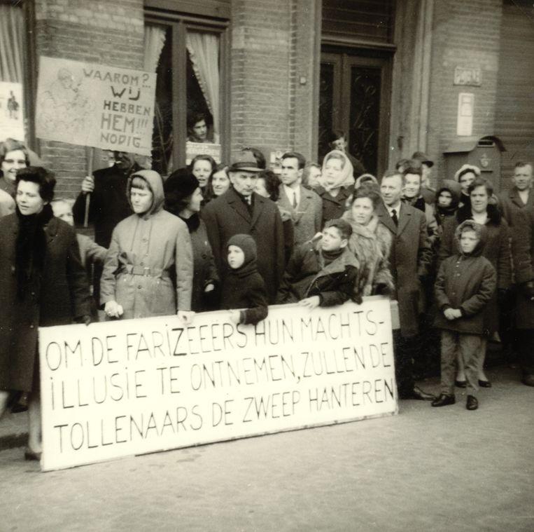 De kwestie Verhaeghen kende een ongeziene controverse in Sint-Gillis-Dendermonde.