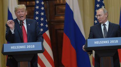 """Trump keert zijn kar: """"Toch Russische inmenging in Amerikaanse verkiezingen"""""""