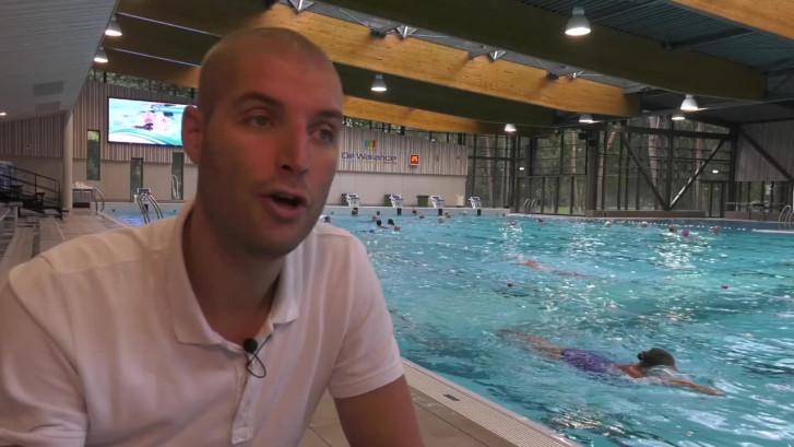 Maarten van der Weijden gaat 200 kilometer zwemmen in drie dagen: 'Nee het is niet gezond'
