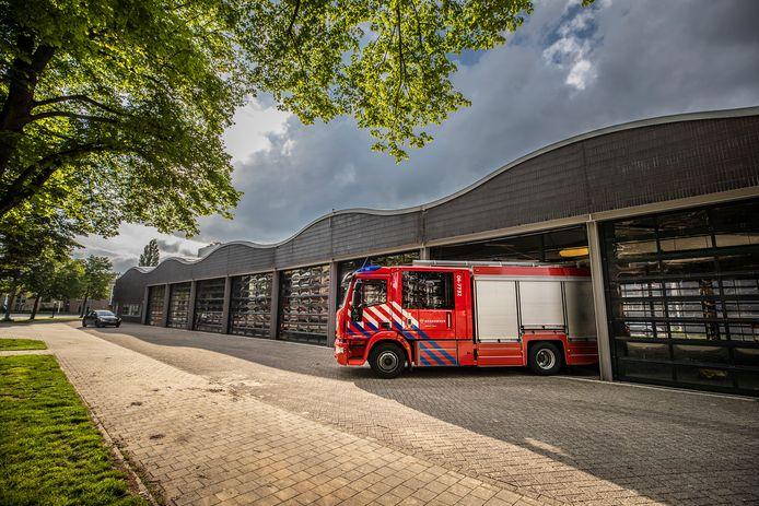 De kazerne aan de Vosselmanstraat in Apeldoorn. Foto ter illustratie