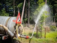 Vallei en Veluwe: verbod op oppompen water weer verlengd