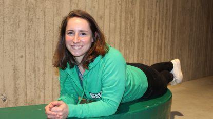 """Sara Van Cauwenberghe (26) maandag ster in Beat VTM: """"Geen ervaring, en nu apneuduiken tegen Julie Van den Steen"""""""