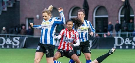 Belgische topclub vult vrije zaterdag voetbalsters IJzendijke op