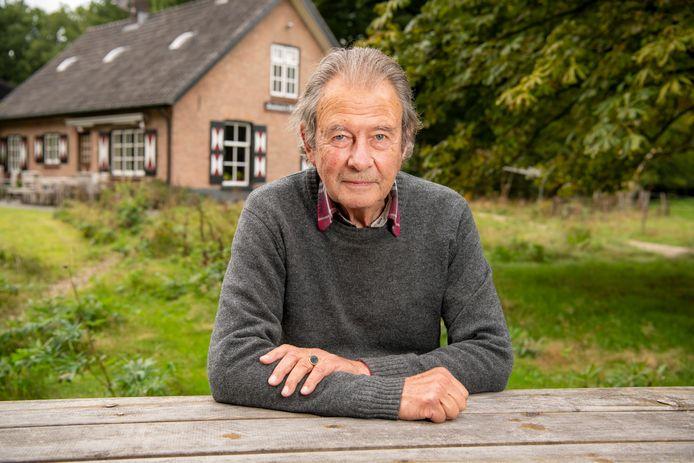 Oene Gorter (80) trok ten strijde tegen 'discriminerende subsidie's'.