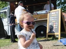 Kijken, kijken en pas later bestellen tijdens foodtruckfestival