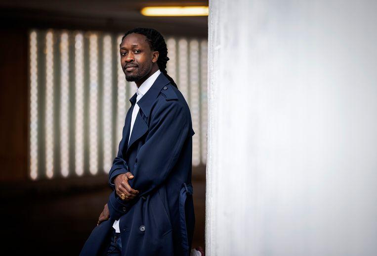 De zaak om de uitspraken van rapper Akwasi werd geseponeerd.  Beeld ANP