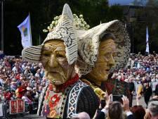 Publiek kiest Oude Besjes van Buren als winnaar Fruitcorso