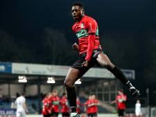 Oud-NEC-aanvaller Anthony Musaba op huurbasis naar Cercle Brugge
