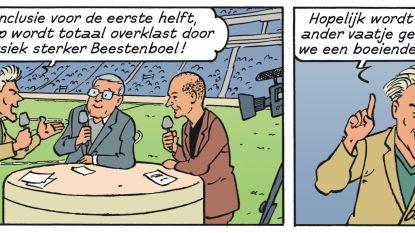 Ruben Van Gucht speelt zichzelf in nieuwste Jommekesverhaal