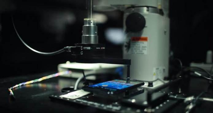 Huawei zou de diepste geheimen van T-Mobiles testrobot Tappy hebben verdonkeremaand.