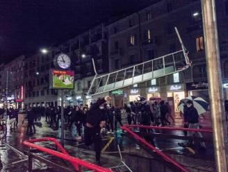 Gewelddadige protesten in Italië tegen nieuwe strenge coronamaatregelen