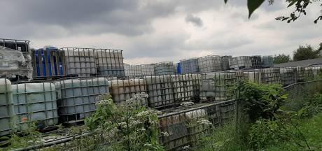 Eigenaar: 'Geen vaten van Rutgers Milieu in silo's op mijn terrein'