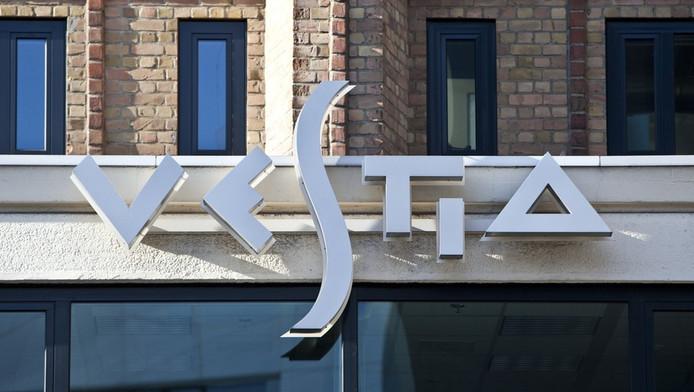 Het hoofdkantoor van Vestia.