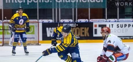 Trappers met tien spelers hofleverancier van Nederlandse ijshockeyteam