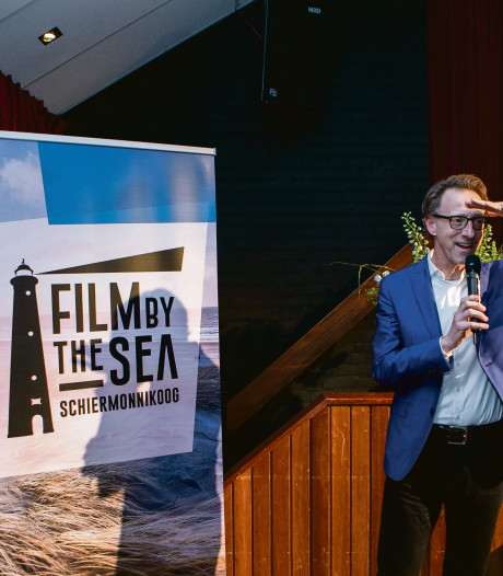 Film by the Sea op Schiermonnikoog is succes: 'Dank u wel, lieve meneer!'
