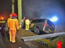 Automobilist (45) uit Luyksgestel paar dagen na ongeluk in Bergeijk overleden