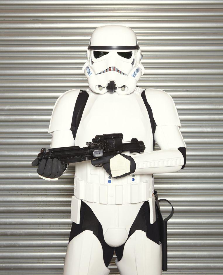Stormtrooper (Peter Brouwer) Beeld null